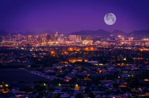 image for Phoenix home sales page showing nightline