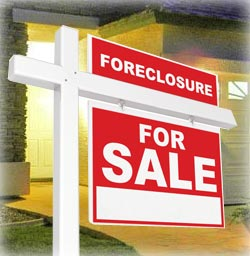 for sale signs on a Phoenix foreclosures that affect market conditions