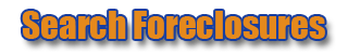 logo indicating a search for foreclosure type properties to include bank owned homes and short sales