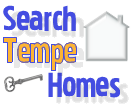 Image leading to page where all homes for sale in Tempe AZ can be found