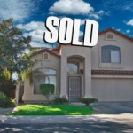 Picture of sold home by Metro Phoenix Homes who says the Best Time to a Sell a Home in Phoenix is March through June