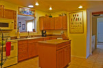 Corian Counters in this kitchen in horse property in San Tan Valley sitting on 2 acres