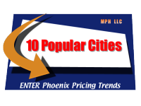 Phoenix Housing Market by city