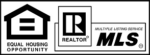 Realtor, fair housing, and  MLS logo