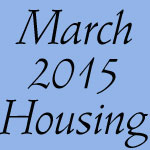 March 2015 Metro Phoenix Homes Sales