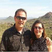 Mark Mishka recommending Metro Phoenix realtors Ron and Kristina Wilczek