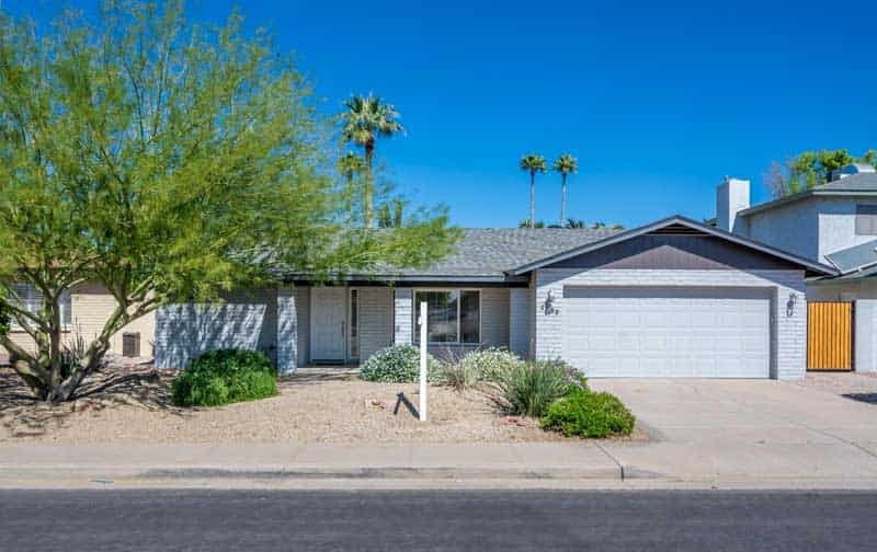 picture of a sold Mesa home resulting in a Mesa realtor review
