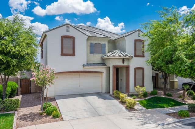 home sold by Gilbert Real Estate Agents