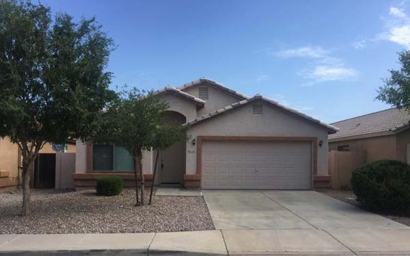 Picture of recent home sale in San Tan Valley
