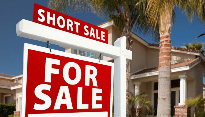 Arizona short sale sign