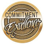 logo for excellence in the Phoenix housing market